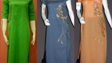 Pret 9 Pastel Green And Battle Grey Dresses 001