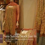Sana Safinaz Pret Collection 2012 At Melange 001