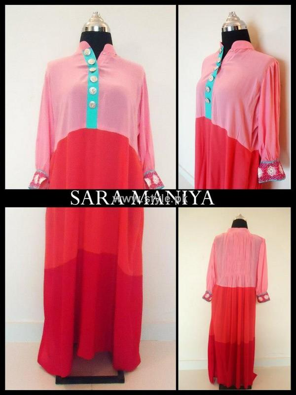 Sara Maniya New Outfits 2012 for Women and Girls