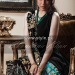 Shandana Khan Formal Wear Collection 2012 for Women 009