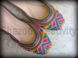 Shazoo Creativity Eid Khussay Collection 2012 002 300x225 shoes and bags