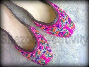 Shazoo Creativity Eid Khussay Collection 2012 003 300x225 shoes and bags