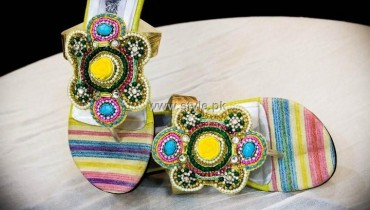 Sheherzad Haider Eid Shoes Collection 2012 Part 2
