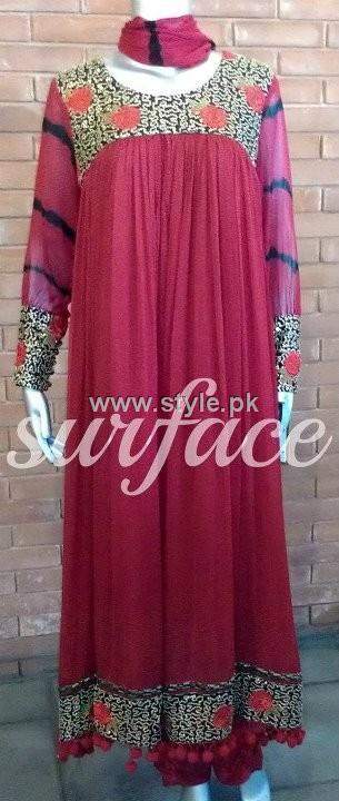 Surface Eid Collection 2012 Dresses for Women 011 for women local brands