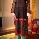 Thredz 2012 Eid Dresses for Women and Girls 004