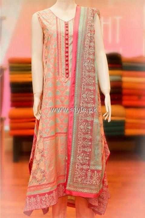Thredz 2012 Eid Dresses for Women and Girls