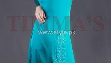Timma's Eid Collection 2012 by Fatima Irfan
