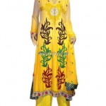 Turn Style 2012 Elegant Eid Outfits for Women 006