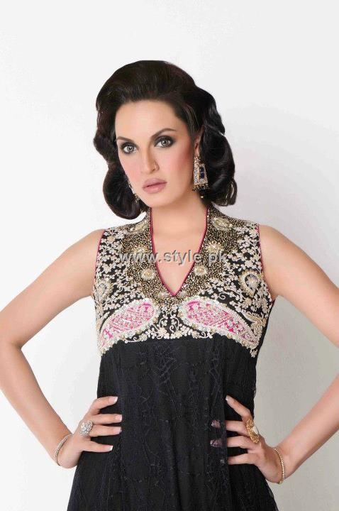 Umsha by Uzma Babar Eid Collection 2012 for Women 005 for women local brands
