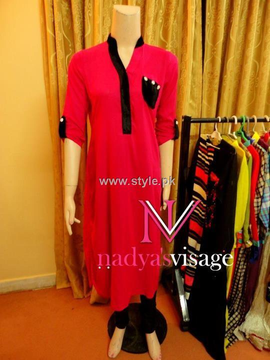 Visage Eid Collection 2012 for Girls by Nadya 004 for women local brands