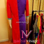Visage Eid Collection 2012 for Girls by Nadya 005