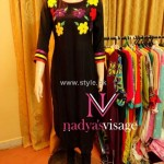 Visage Eid Collection 2012 for Girls by Nadya 014