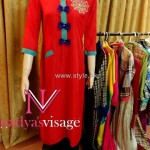 Visage Eid Collection 2012 for Girls by Nadya 015
