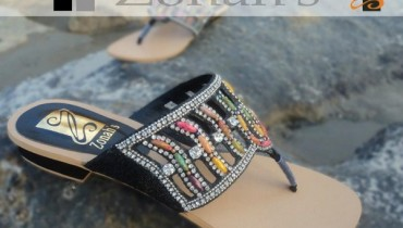 Zonahs Designer Eid Footwear Collection 2012 001