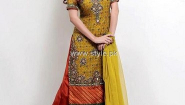 Ahsan Hussain Formal Line 2012 for Ladies