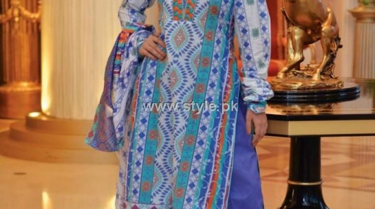 Anna's Lawn Essential 2012 Collection for Women