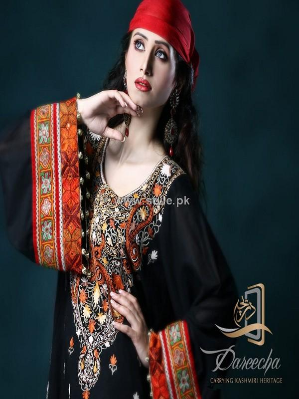 Dareecha Casual Wear Dresses 2012 Collection for Ladies