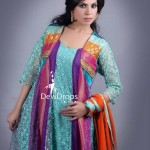 Dewdrops Couture by Parkha Khan 2012 Party Dresses 008 150x150 for women local brands