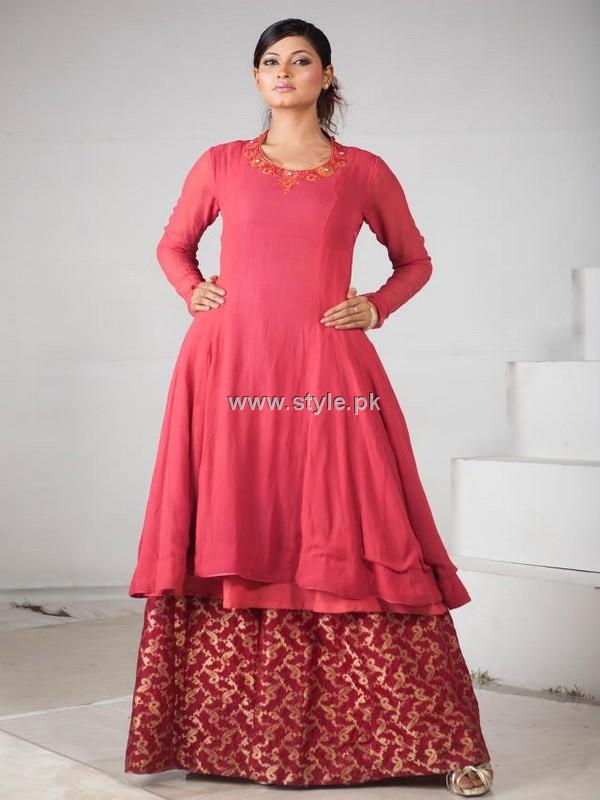 Ishtiaq Afzal Formal Wear Dresses 2012 for Ladies