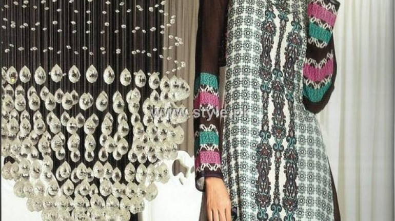 Ittehad Royal Cotton Collection 2012 for Women