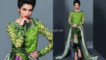 Lala Lawn 2012 Sensuous Collection for Women 001