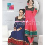 Mansha Latest Dresses For Women 2012 001