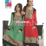 Mansha Latest Party Wear 2012 Collection For Women 004