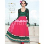 Mansha Latest Party Wear 2012 Collection For Women 006