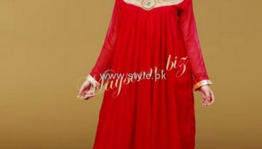 Maysoon Party Wear Dresses 2012 for Women