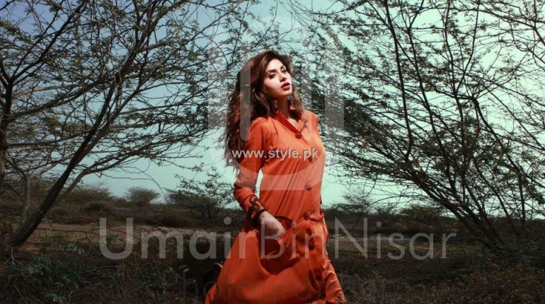 Monia Farooqi Casual Wear Collection 2012 for Women