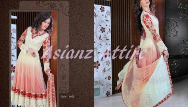 Muskaan Party Wear Collection 2012 By Asianz Attire 001