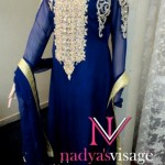 Nadya Visage Party Wear Collection 2012 For Women