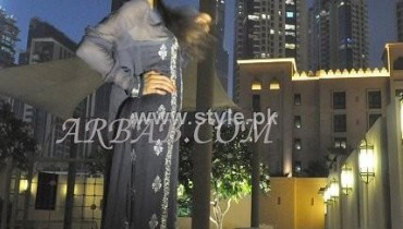 Naureen Arbab Party Wear Collection 2012