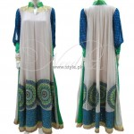 Needlez by Shalimar New Dresses 2012 for Women 002