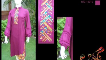Nigoree Casual Wears 2012 Collection for Ladies