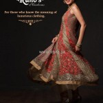 Rano's Heirlooms Formal Wear Dresses 2012 for Women 004