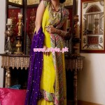 Saadia Asad Latest Formal Wear Collection 2012 001
