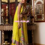 Saadia Asad Latest Party Dresses For Women 2012 004