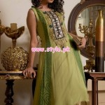Saadia Asad Latest Party Dresses For Women 2012 006