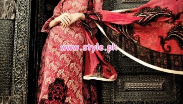 Sabiha's Latest Lawn Dresses For Women 2012 004