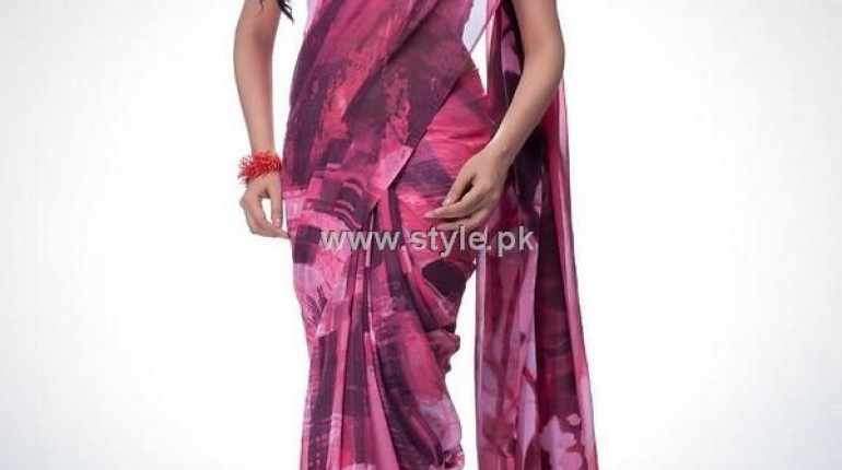b6443f5f29 Satya Paul Sarees 2012 Collection New Arrivals