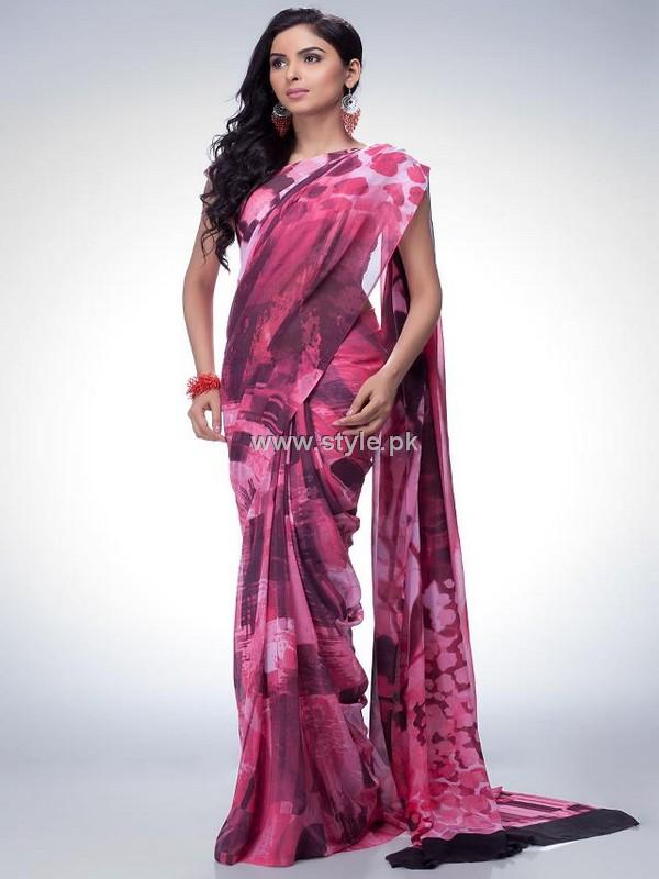 Satya Paul Sarees 2012 Collection New Arrivals