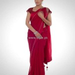 Satya Paul Sarees 2012 Collection New Arrivals 002