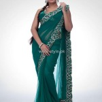 Satya Paul Sarees 2012 Collection New Arrivals 004