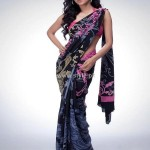 Satya Paul Sarees 2012 Collection New Arrivals 005