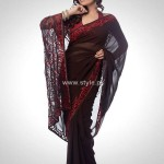 Satya Paul Sarees 2012 Collection New Arrivals 006