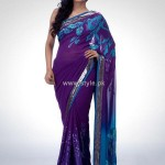 Satya Paul Sarees 2012 Collection New Arrivals 008