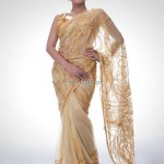 Satya Paul Sarees 2012 Collection New Arrivals 010