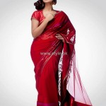 Satya Paul Sarees 2012 Collection New Arrivals 011