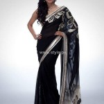 Satya Paul Sarees 2012 Collection New Arrivals 014
